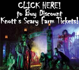 Discount Knotts Scary Farm Tickets Online