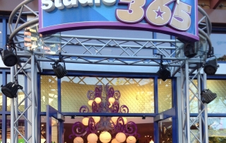 Studio Disney 365 at Downtown Disney Anaheim