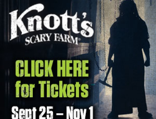 Knotts Scary Farm Tickets